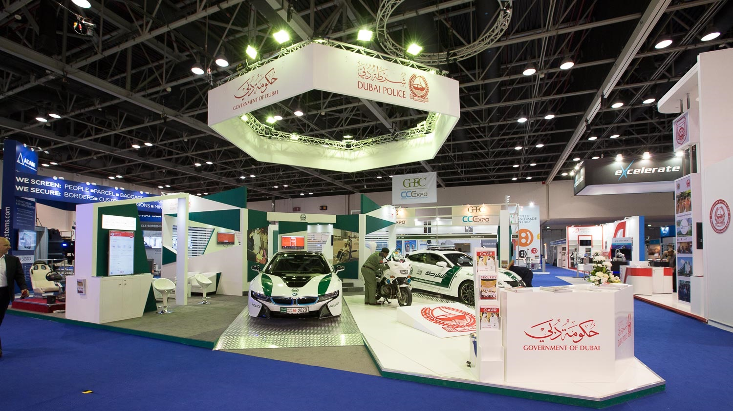 Fair Construction Paperworld Middle East