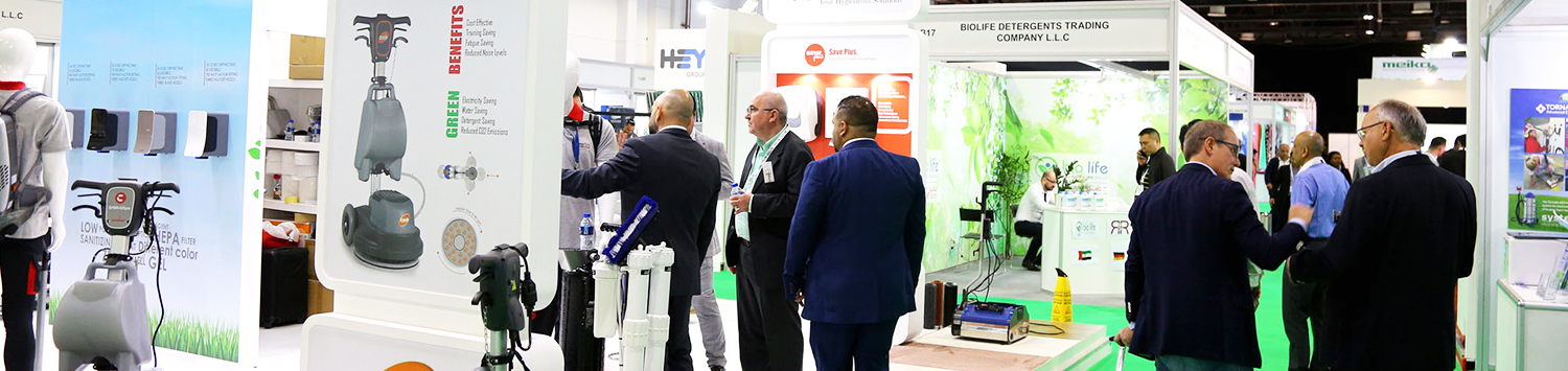 Planning for Middle East Cleaning Technology Week