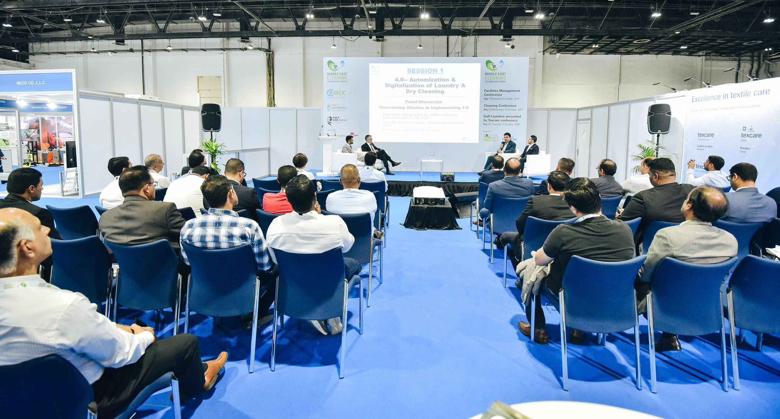 Middle East Cleaning Technology Week - Conference